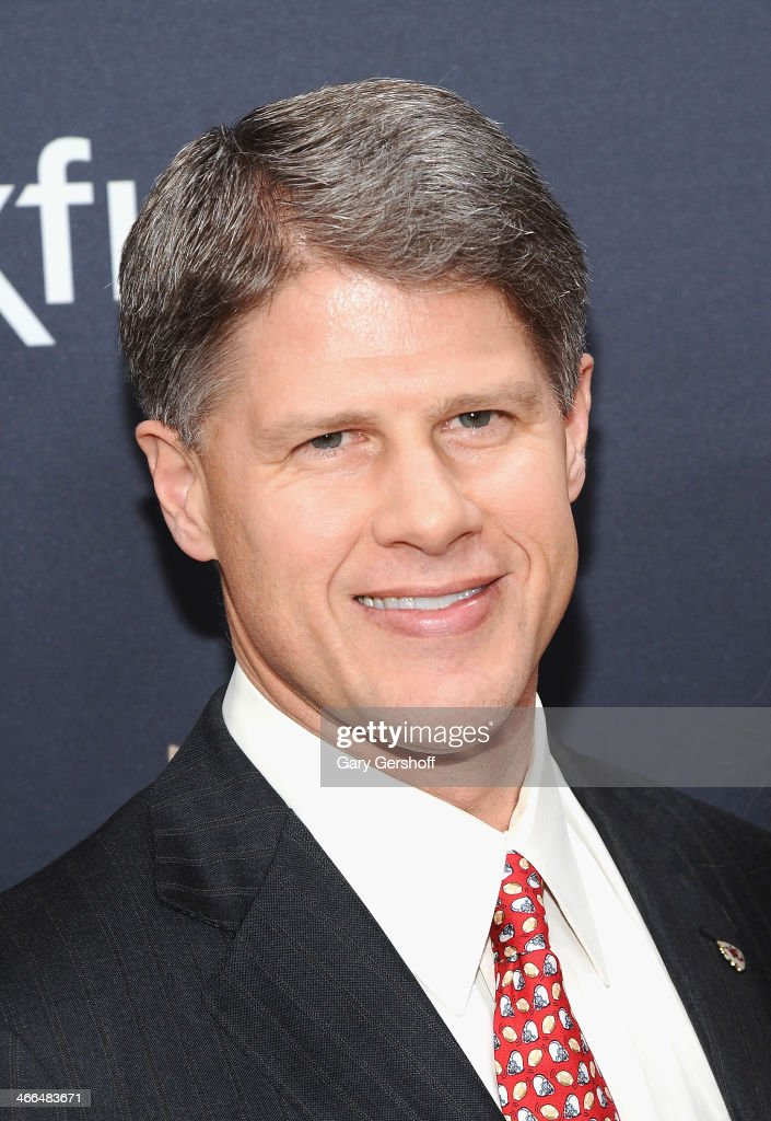 Chairman and CEO of the National Football League's Kansas City Chiefs, <a gi-track='captionPersonalityLinkClicked' href=/galleries/search?phrase=Clark+Hunt&family=editorial&specificpeople=2138852 ng-click='$event.stopPropagation()'>Clark Hunt</a> attends the 3rd Annual NFL Honorsat Radio City Music Hall on February 1, 2014 in New York City.
