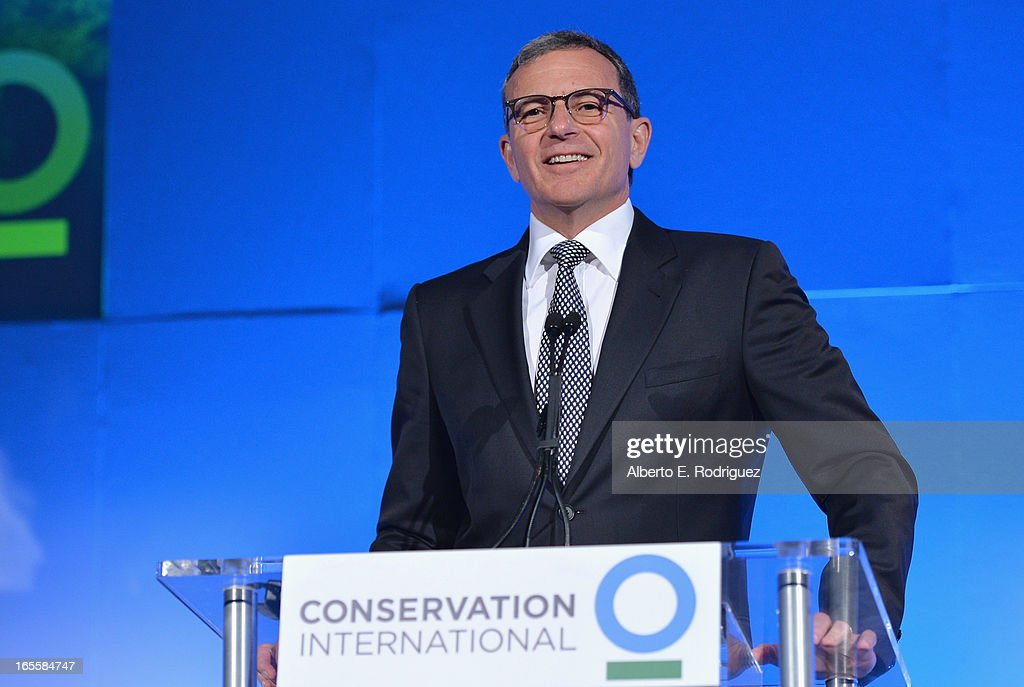 Chairman and CEO of The Walt Disney Company Bob Iger attends Conservation International's 17th Annual Los Angeles Dinner at Montage Beverly Hills on April 4, 2013 in Beverly Hills, California.
