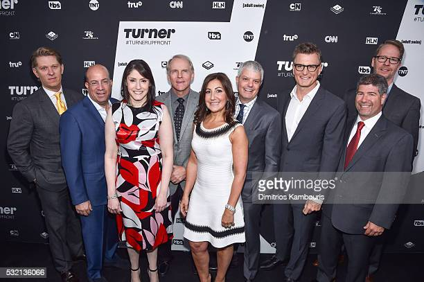 Chairman and CEO of Turner John Martin President of CNN Worldwide Jeff Zucker President GM of Cartoon Network Adult Swim Boomerang Christina Miller...
