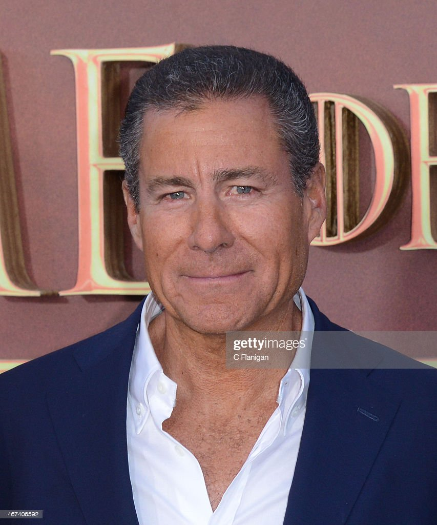 Chairman and CEO Richard Plepler attends HBO's 'Game of Thrones' Season 5 Premiere at the San Francisco Opera House on March 23 2015 in San Francisco...