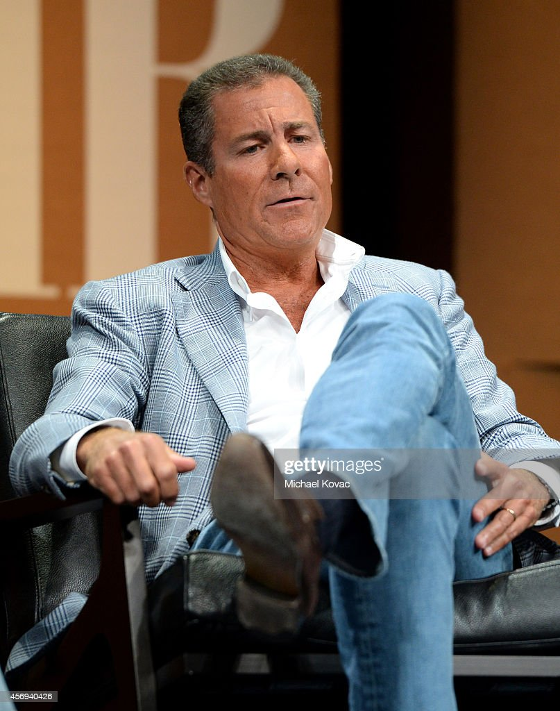 Chairman and CEO Richard Plepler speaks onstage during 'Who Owns Your Screen' at the Vanity Fair New Establishment Summit at Yerba Buena Center for...