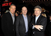 Chairman and chief executive of The Walt Disney Company Bob Iger President of Production at Marvel Studios Kevin Feige and chairman of the Walt...