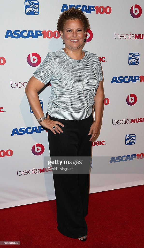 Chairman and Chief Executive Officer of BET <a gi-track='captionPersonalityLinkClicked' href=/galleries/search?phrase=Debra+L.+Lee&family=editorial&specificpeople=555541 ng-click='$event.stopPropagation()'>Debra L. Lee</a> attends the ASCAP 27th Annual Rhythm & Soul Music Awards at The Beverly Hilton Hotel on June 26, 2014 in Beverly Hills, California.
