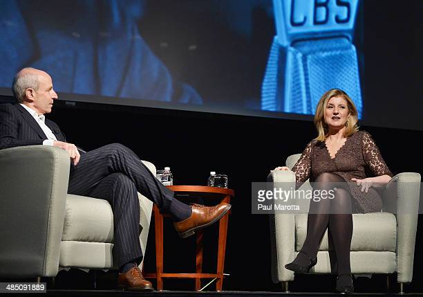 Chairman and Chief Executive Officer of Loews Hotels and Resorts Jonathan Tisch and Chair President and EditorinChief of the Huffington Post Arianna...