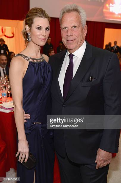 Chairman and Executive Vice President of New York Giants Steve Tisch attends the 21st Annual Elton John AIDS Foundation Academy Awards Viewing Party...