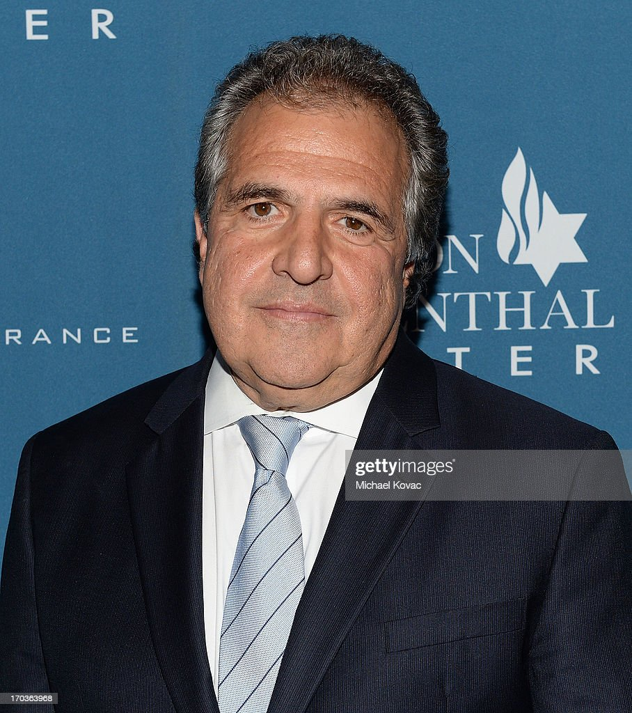 Chairman & Chief Executive Officer of Fox Filmed Entertainment Jim Gianopulos arrives at the Simon Wiesenthal Center National Tribute Dinner at Regent Beverly Wilshire Hotel on June 11, 2013 in Beverly Hills, California.
