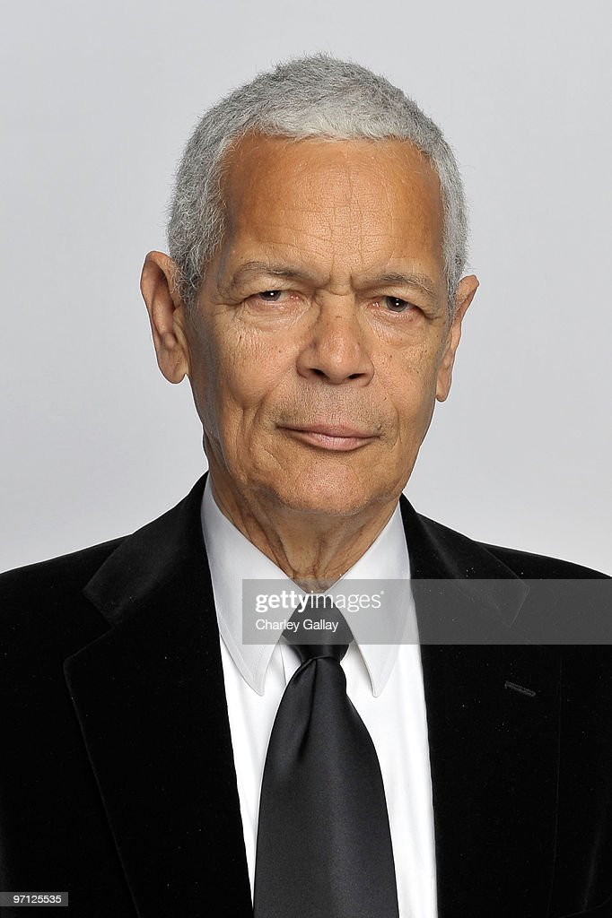 NAACP chairman <a gi-track='captionPersonalityLinkClicked' href=/galleries/search?phrase=Julian+Bond&family=editorial&specificpeople=221657 ng-click='$event.stopPropagation()'>Julian Bond</a> poses for a portrait during the 41st NAACP Image awards held at The Shrine Auditorium on February 26, 2010 in Los Angeles, California.