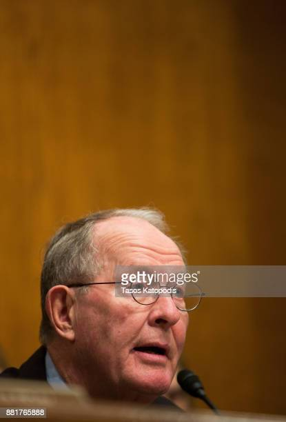 Chairman Lamar Alexander attends full committee hearing on the nomination of Alex Michael Azar II to be Health and Human Services Secretary on...