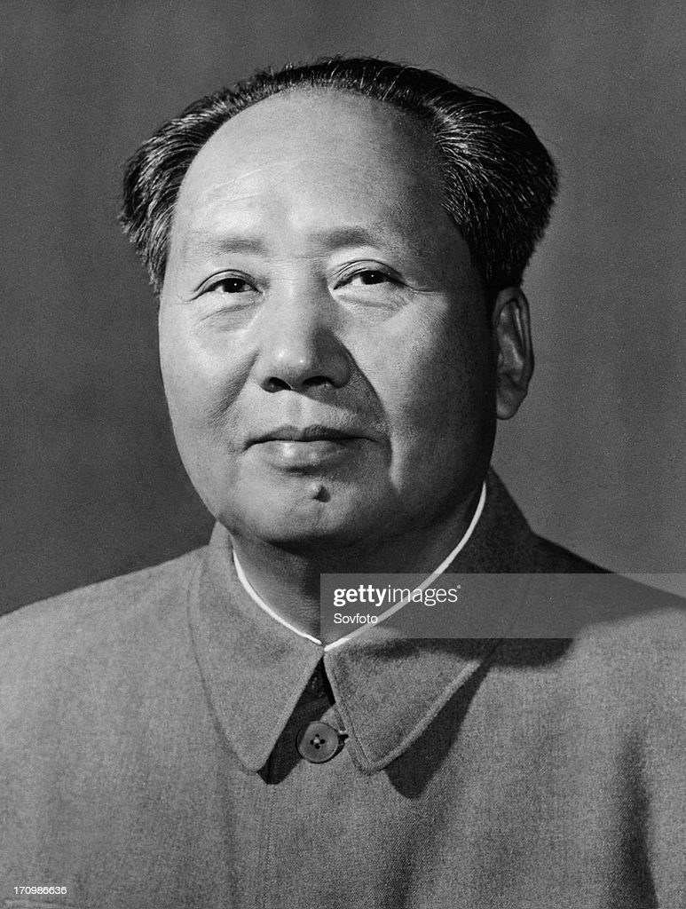Mao tse tung getty images for Chairman mao