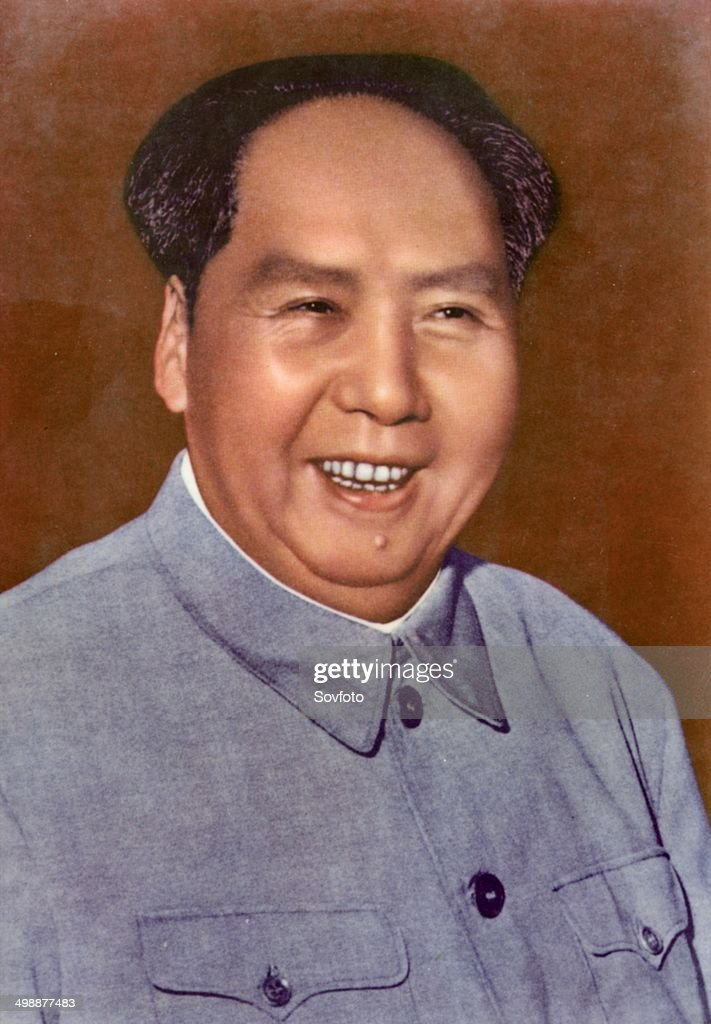 Sovfoto pictures getty images for Chairman mao