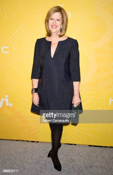 Chairman of AE Networks Abbe Raven attends Variety's Power of Women New York at Cipriani 42nd Street on April 25 2014 in New York City