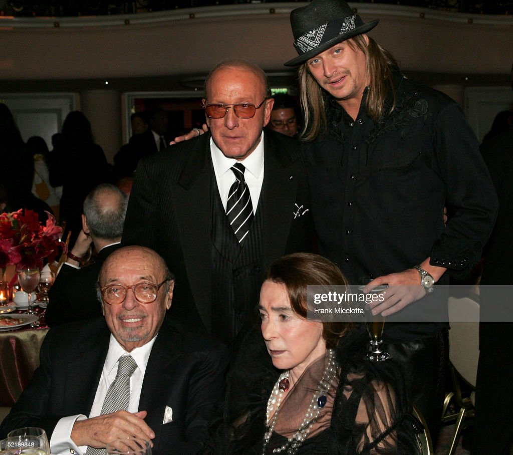 Clive Davis Hosts Annual Grammy Party-Inside