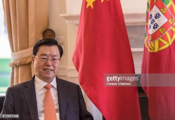 Zhang Dejiang Foto e immagini stock | Getty Images