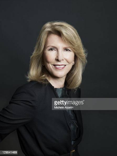 Chairman of Gilt Groupe a luxury goods ecommerce site Susan Lyne is photographed for Fortune Magazine on September 13 in New York City ON WORLDWIDE...