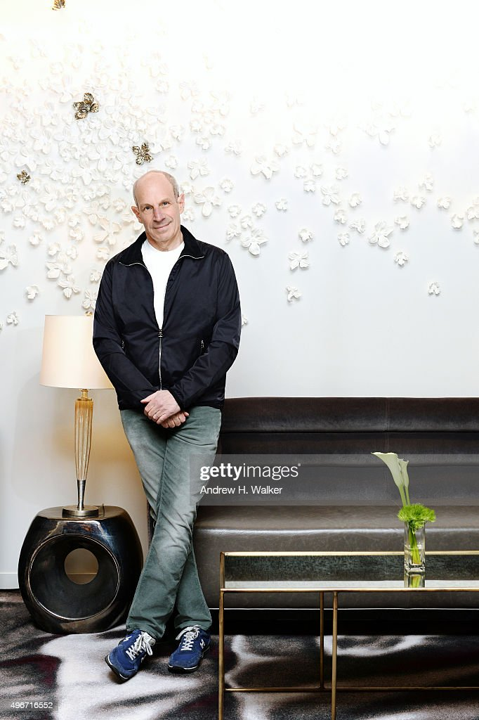 Chairman of Loews Hotels Jonathan Tisch is photographed for Resident Magazine on January 15 2014 in New York City COVER IMAGE