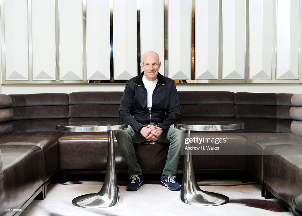 Chairman of Loews Hotels Jonathan Tisch is photographed for Resident Magazine on January 15 2014 in New York City PUBLISHED IMAGE
