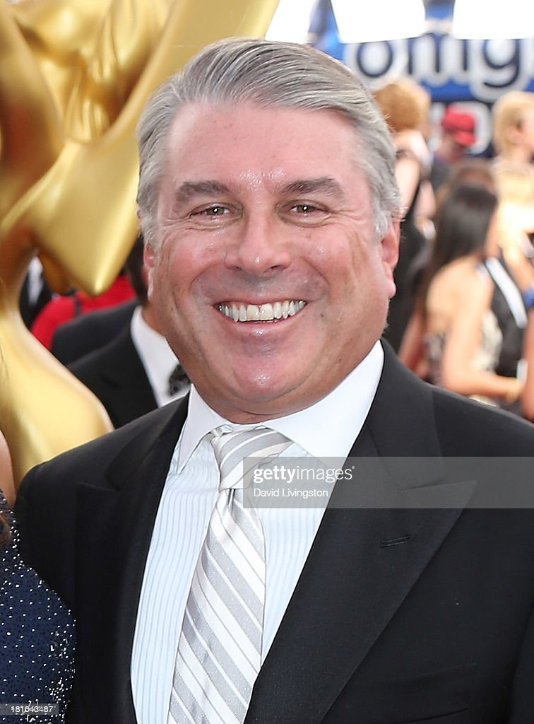Chairman of NBC Broadcasting Ted Harbert attends the 65th Annual Primetime Emmy Awards at the Nokia Theatre L.A. Live on September 22, 2013 in Los Angeles, California.