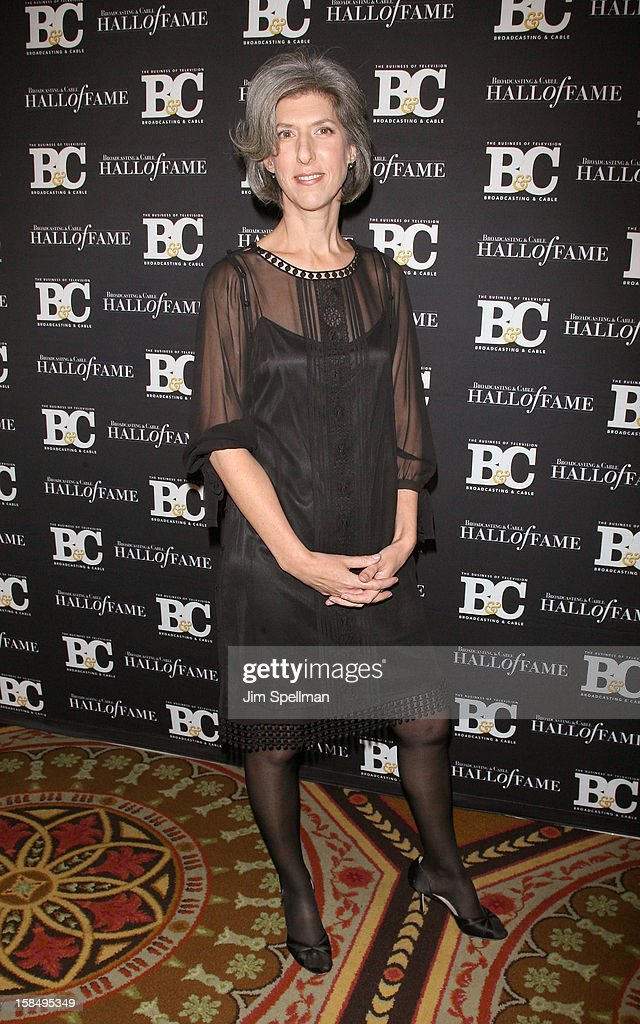 Chairman of NBC Universal Entertainment & Digital Networks and Integrated Media Lauren Zalaznick attends at 2012 Broadcasting & Cable Hall Of Fame Awards The Waldorf Astoria on December 17, 2012 in New York City.