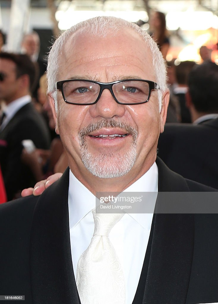 Chairman of Paradigm Talent Agency Sam Gores attends the 65th Annual Primetime Emmy Awards at the Nokia Theatre L.A. Live on September 22, 2013 in Los Angeles, California.