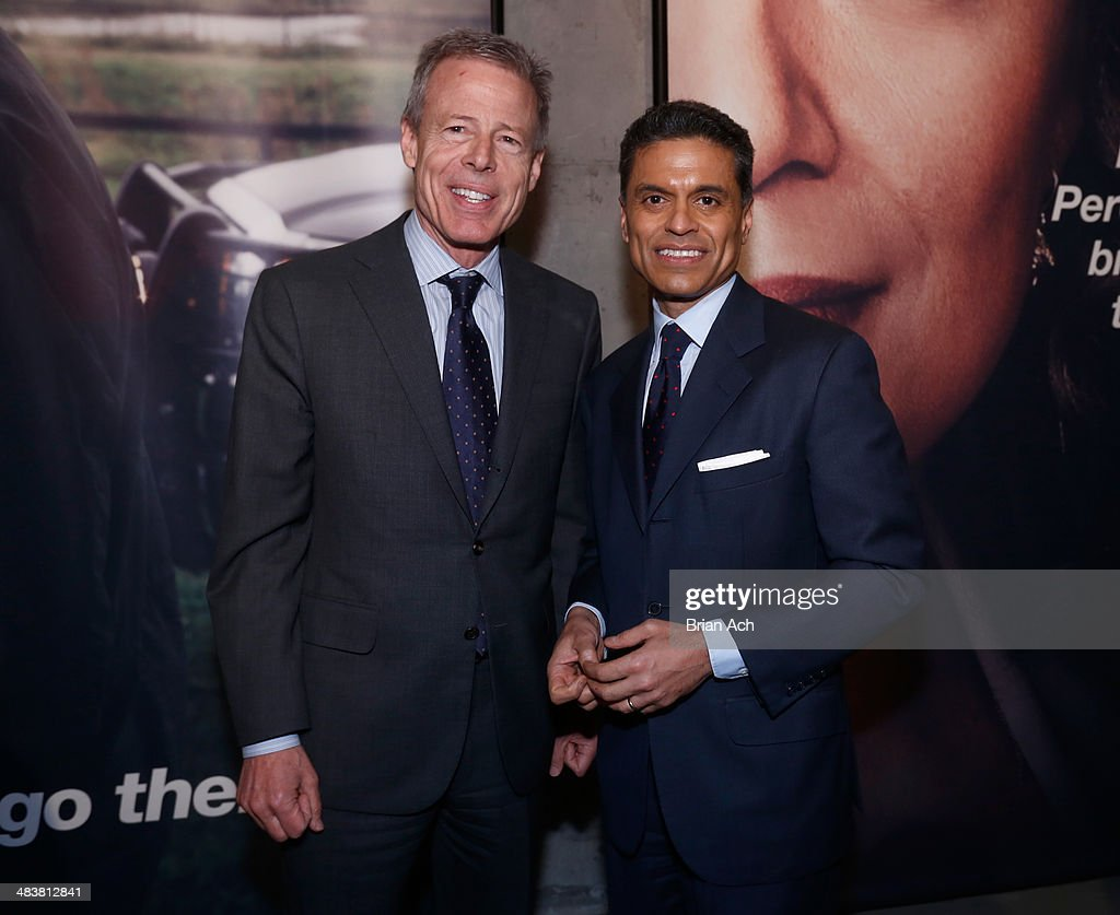 Chairman of the Board and CEO of Time Warner Inc., <a gi-track='captionPersonalityLinkClicked' href=/galleries/search?phrase=Jeff+Bewkes&family=editorial&specificpeople=584115 ng-click='$event.stopPropagation()'>Jeff Bewkes</a> and <a gi-track='captionPersonalityLinkClicked' href=/galleries/search?phrase=Fareed+Zakaria&family=editorial&specificpeople=3433767 ng-click='$event.stopPropagation()'>Fareed Zakaria</a> attend the CNN Upfront 2014 at Skylight Modern on April 10, 2014 in New York City. 24679_003_0227.JPG