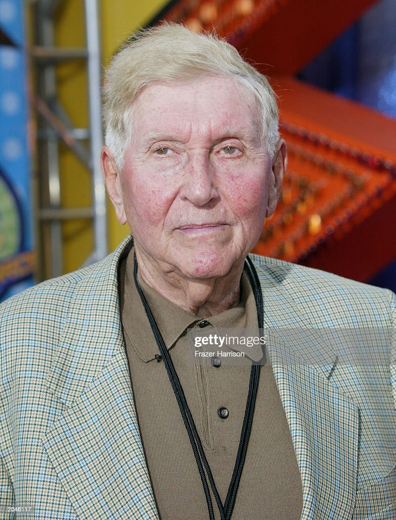 Chairman of the Board and Chief Executive Officer of Viacom Inc. Sumner Redstone attends The 2003 MTV Movie Awards held at the Shrine Auditorium on May 31, 2003 in Los Angeles, California.