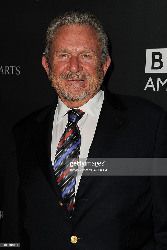 Chairman of the Board Gary Dartnall, OBE attends the BAFTA LA TV Tea 2013 presented by BBC America and Audi held at the SLS Hotel on September 21, 2013 in Beverly Hills, California.