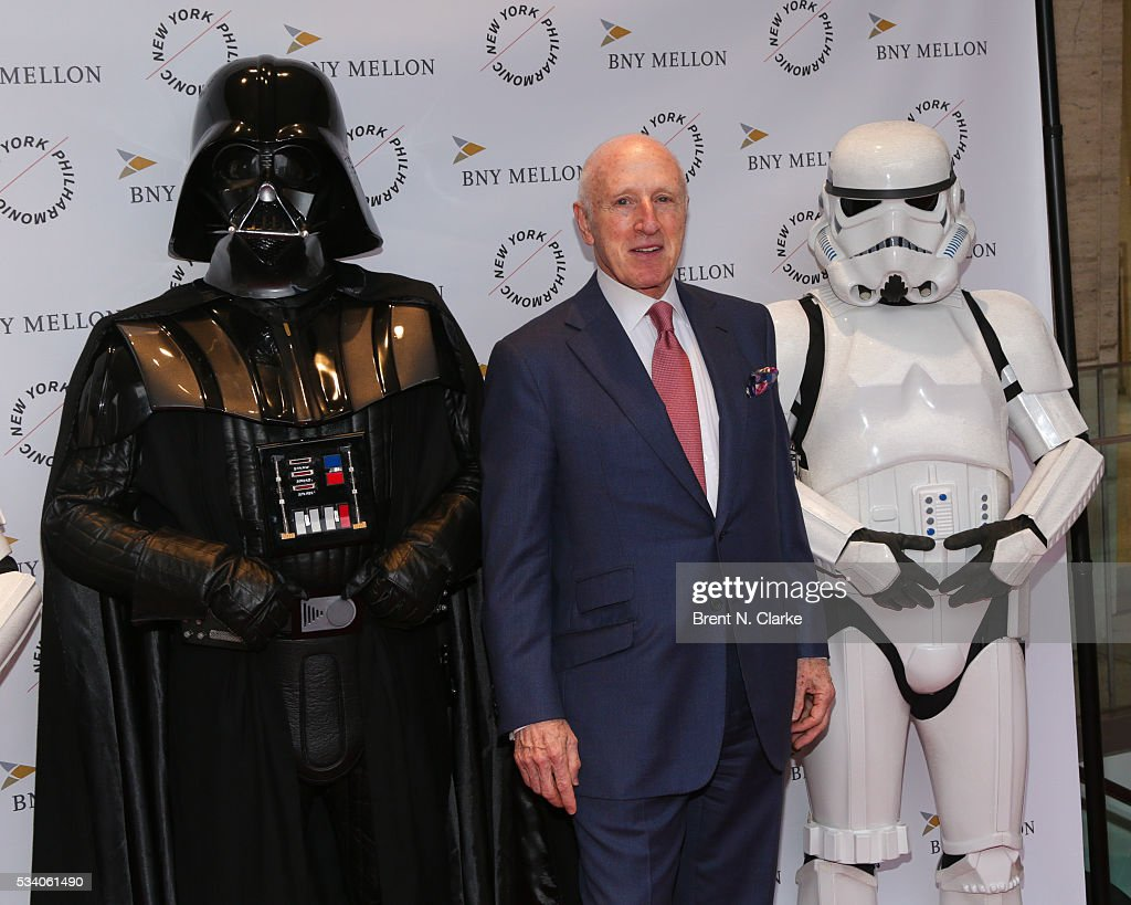 Chairman of the Board Oscar Schafer attends the New York Philharmonic Spring Gala - A John Williams Celebration held at David Geffen Hall on May 24, 2016 in New York City.
