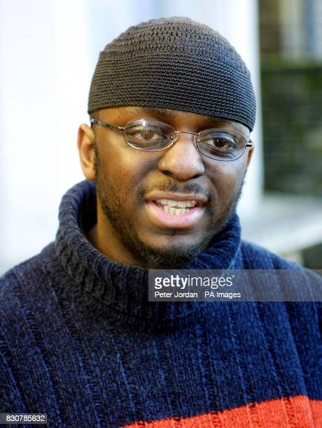 Chairman of The Brixton Mosque and Islamic Cultural Centre Abdul Haqq Baker outside the centre in London where a man who was arrested after being...