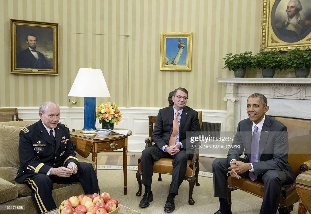 Barack obama getty images for Chair joint chiefs of staff
