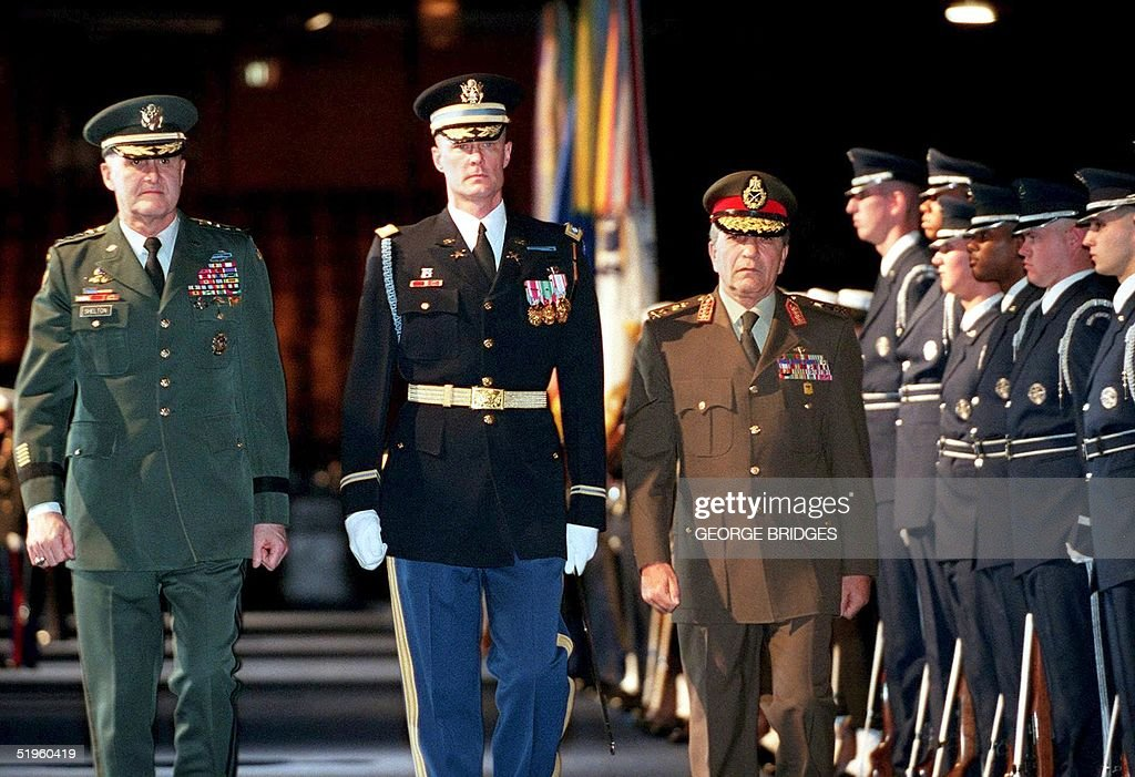 Henry shelton getty images for Chair joint chiefs of staff