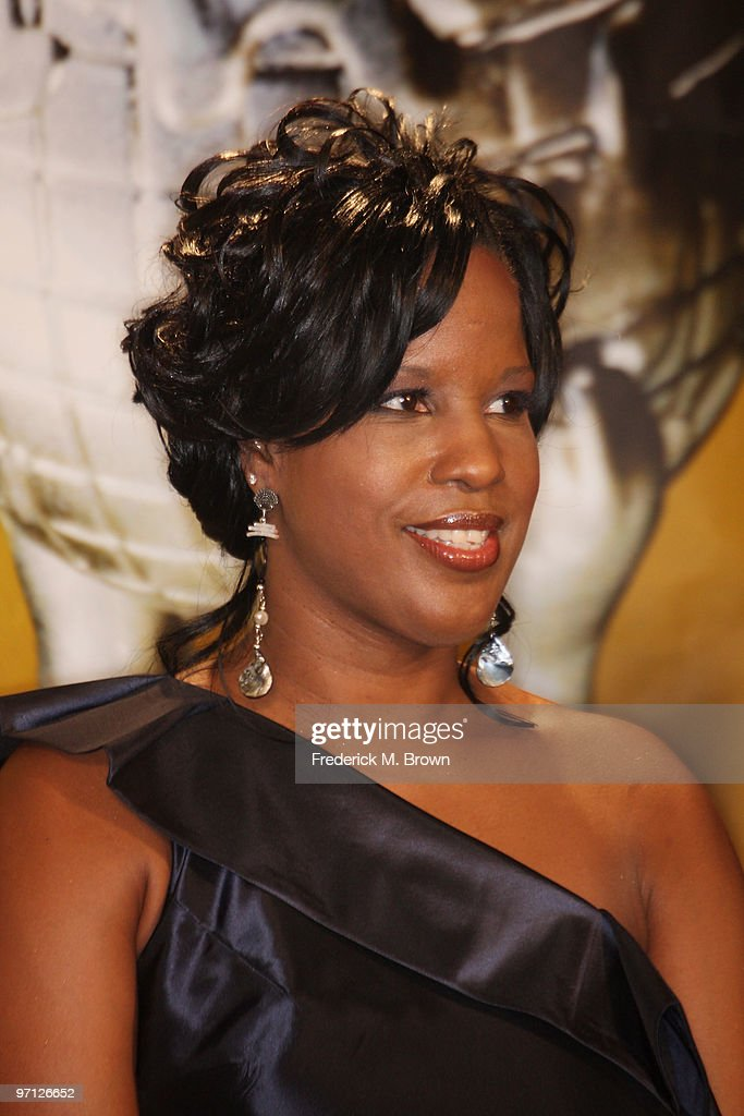 Chairman of the NAACP National Board of Directors Roslyn M. Brock poses in the press room during the 41st NAACP Image awards held at The Shrine Auditorium on February 26, 2010 in Los Angeles, California.