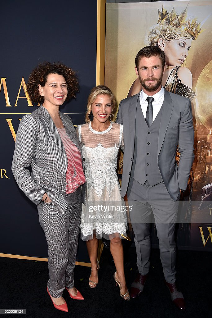 "Premiere Of Universal Pictures' ""The Huntsman: Winter's War"" - Red Carpet"