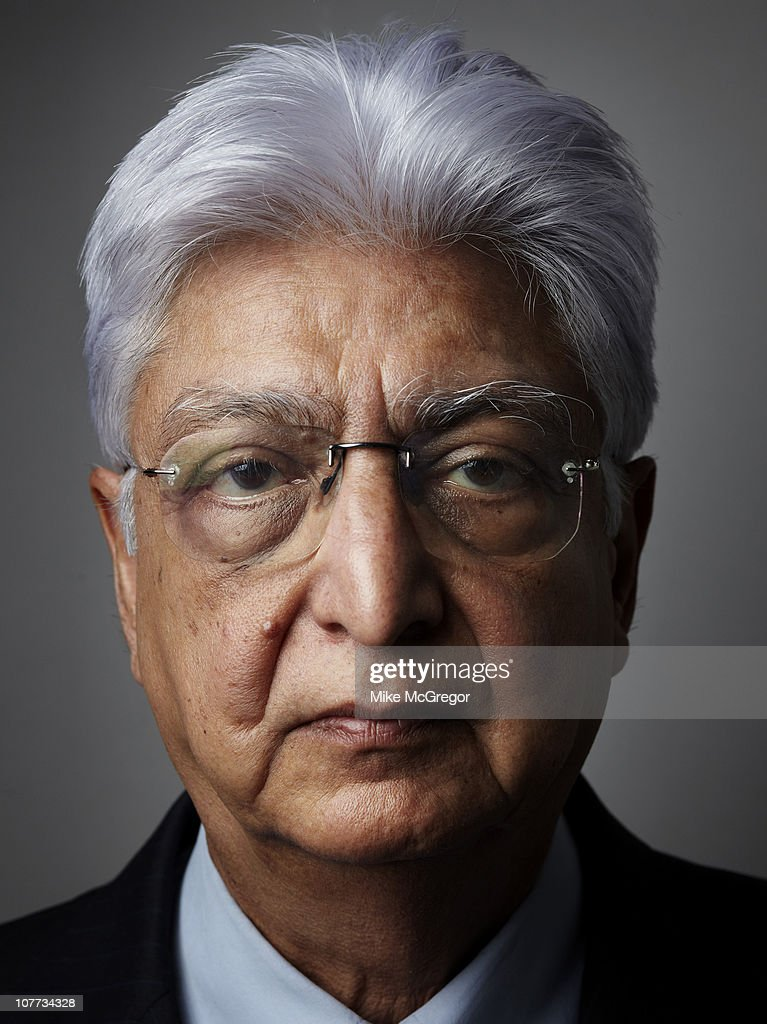 Azim Premji, Bloomberg Businessweek, September 16, 2010
