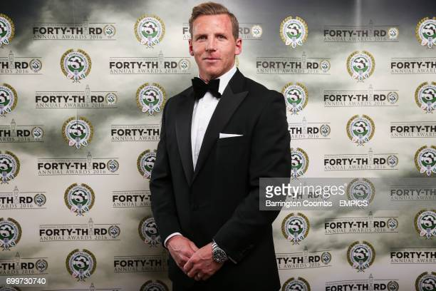 PFA Chairman Ritchie Humphreys during the 2016 PFA Awards at the Grosvenor House Hotel London
