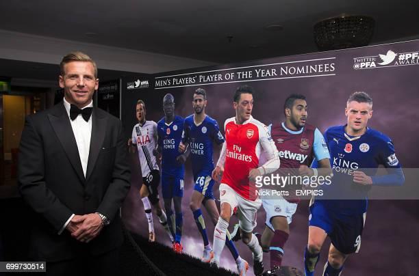 PFA chairman Ritchie Humphreys during the PFA Awards at the Grosvenor House Hotel London