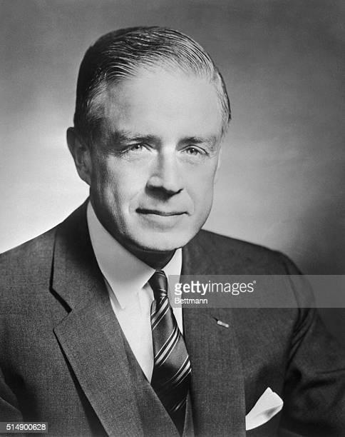 IBM Chairman Thomas J Watson Jr