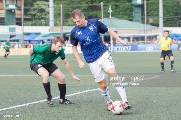 Chairman's Select's Bewdan Bwi runs with the ball during their Masters Tournament match part of the HKFC Citi Soccer Sevens 2017 on 27 May 2017 at...