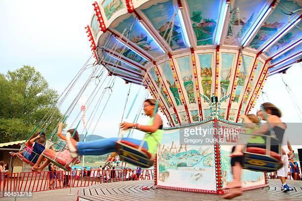 Chairs Carousel