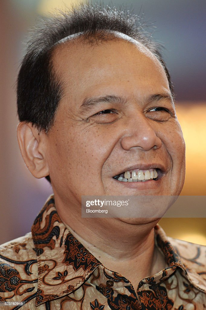 Chairul Tanjung, founder and chairman of CT Corp., attends the AIC World Congress conference in Jakarta, Indonesia, on Friday, April 29, 2016. The conference runs through April 30. Photographer: Dimas Ardian/Bloomberg via Getty Images