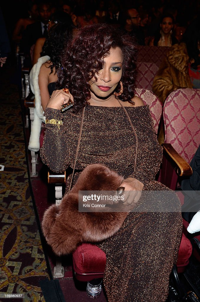 Chaka Khan attends BET Honors 2013 at Warner Theatre on January 12, 2013 in Washington, DC.