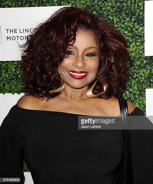 Chaka Khan attends the 7th annual ESSENCE Black Women In Hollywood luncheon at Beverly Hills Hotel on February 27 2014 in Beverly Hills California