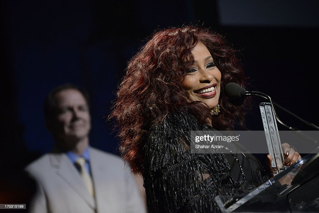 Chaka Khan attends the 8th annual Apollo Theater Spring Gala Concert at The Apollo Theater on June 10, 2013 in New York City.