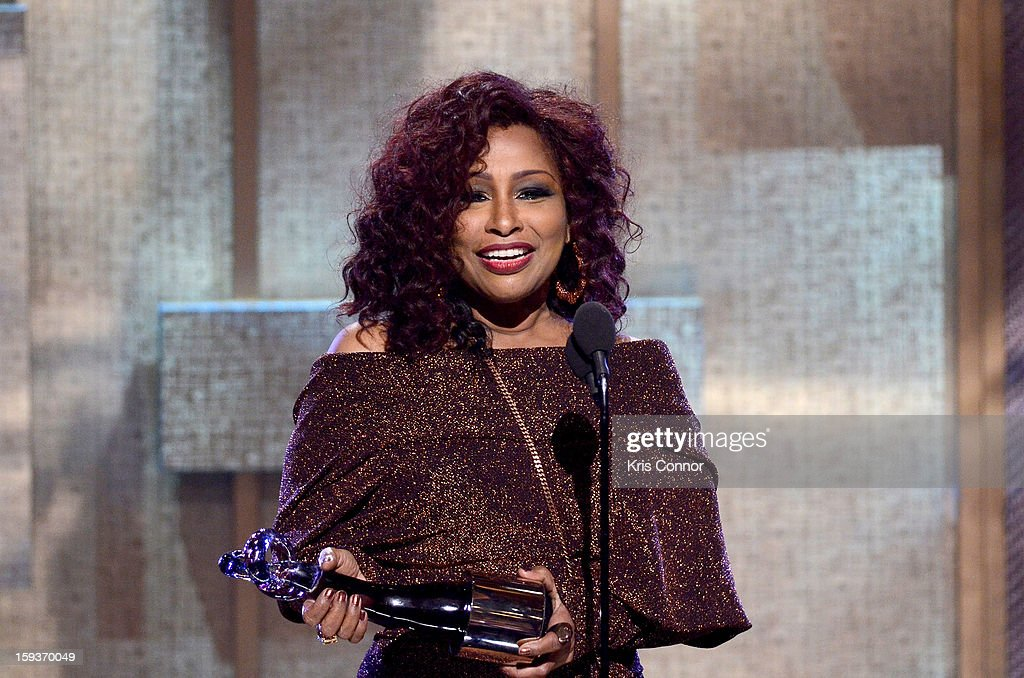 Chaka Khan onstage at BET Honors 2013 at Warner Theatre on January 12, 2013 in Washington, DC.