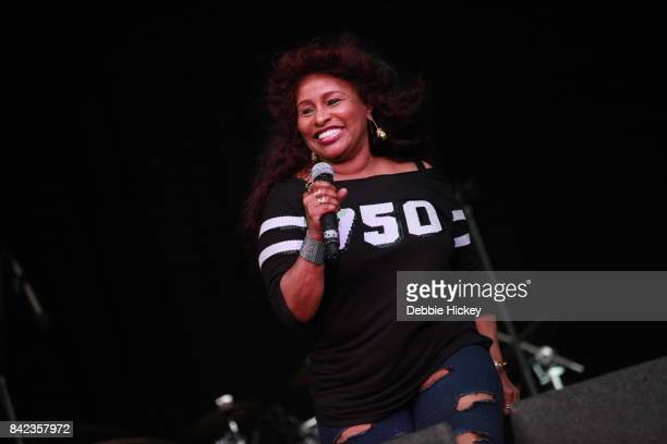 03 Chaka Khan performs at Electric Picnic Festival at Stradbally Hall Estate on September 3 2017 in Laois Ireland