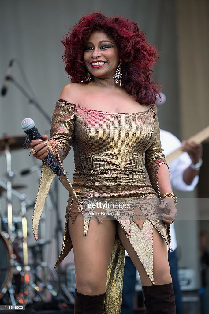 <a gi-track='captionPersonalityLinkClicked' href=/galleries/search?phrase=Chaka+Khan&family=editorial&specificpeople=208691 ng-click='$event.stopPropagation()'>Chaka Khan</a> performs on stage at Petrillo Music Shell on July 14, 2012 in Chicago, Illinois.