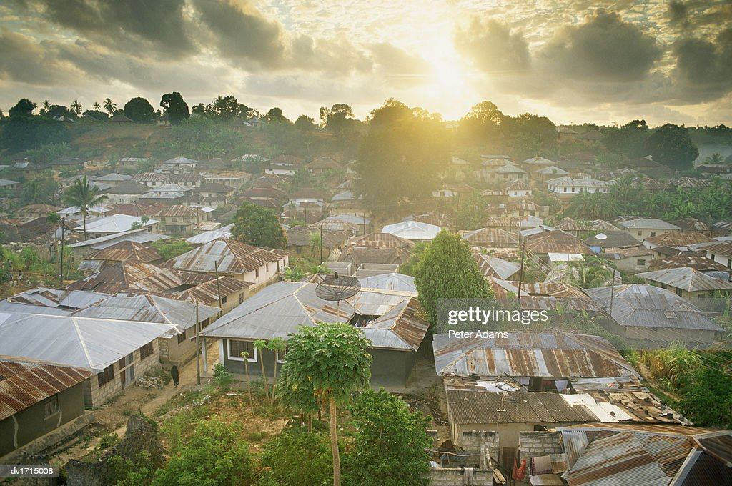 Chake Chake, Pemba, Tanzania : Stock Photo
