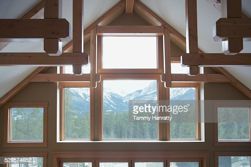 Chalet windows : Photo