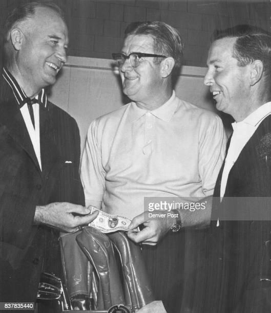 JUN 6 1961 JUN 7 1961 MAY 31 1965 AUG 22 1973 SEP 7 1973 SEP 9 1973 Chalfant Noble Spts file 5p Golf Tags for Sheepskins Dan Thornton former Colorado...