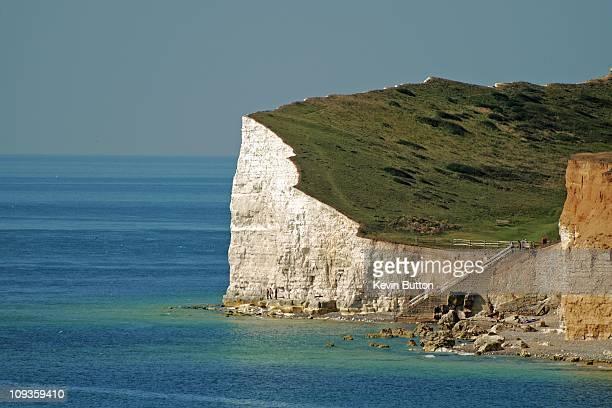 Chalk Cliffs - East Sussex
