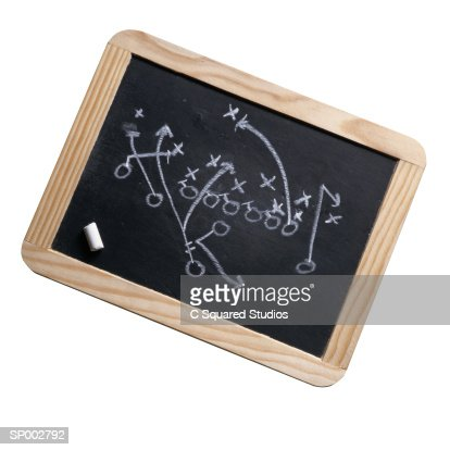 Chalk Talk : Stock Photo